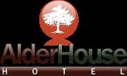 Alder House Hotel Logo, Logo